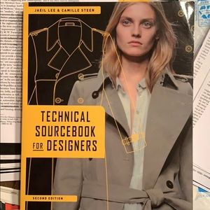 Technical sourcebook for designers textbook